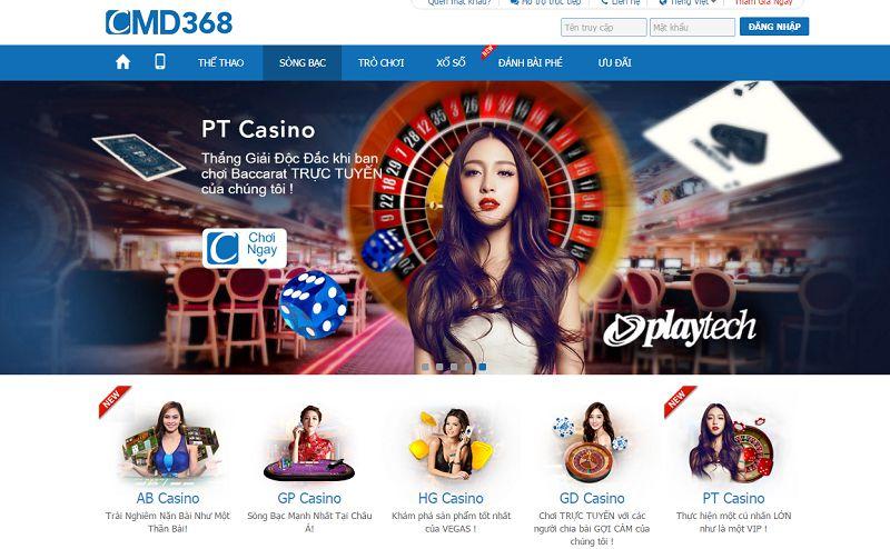 CMD368 Casino