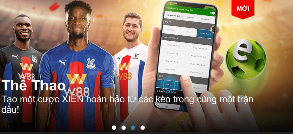 6 lý do tại sao casino trực tuyến W88 là sòng bạc uy tín nhất Việt Nam