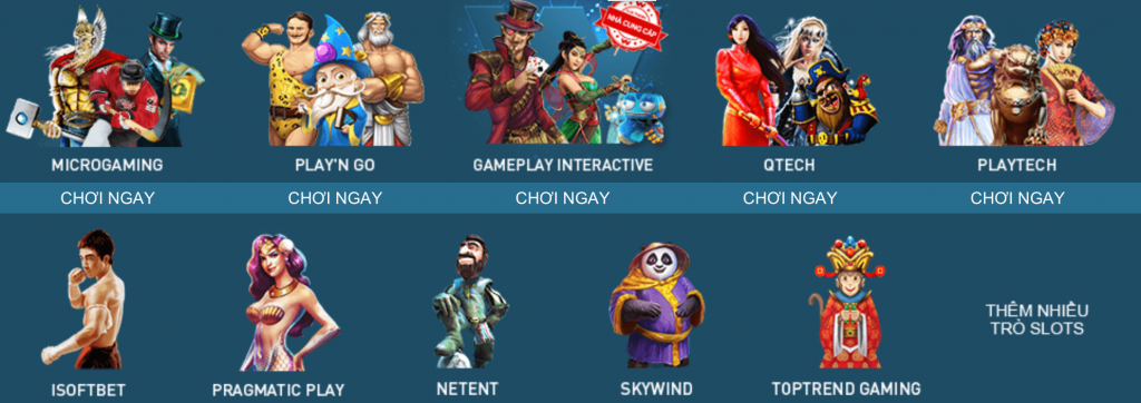 Người Việt Nam có thể chơi những trò gì tại W88?